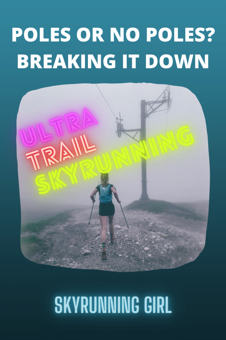 POLES OR NO POLES? BREAKING IT DOWN - SKYRUNNING GIRL - NAIA TOWER-PIERCE