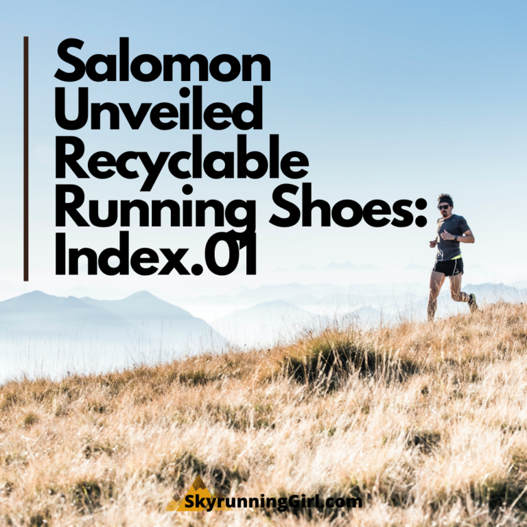 naia tower-pierce - salomon - running shoes - Salomon Unveiled Recyclable Running Shoes: Index.01 - skyrunning girl