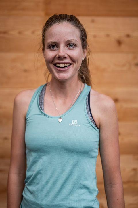 alessandra schmid - skyrunning girl - skyrunner - swiss alps - sky race - women under 25 years old - ski mountaineer - skimo - france