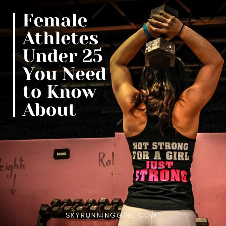 female athletes under 25 you need to know about skyrunning girl skyrunner women empowerment mckinley pierce ultra running trail mountain american ninja warrior