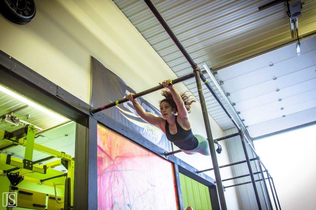 Mckinley pierce skyrunning girl american ninja warrior philadelphia 2018 tv show vermont training center