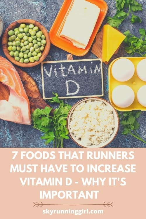7 foods that runners must have to increase vitamin d - why it's important