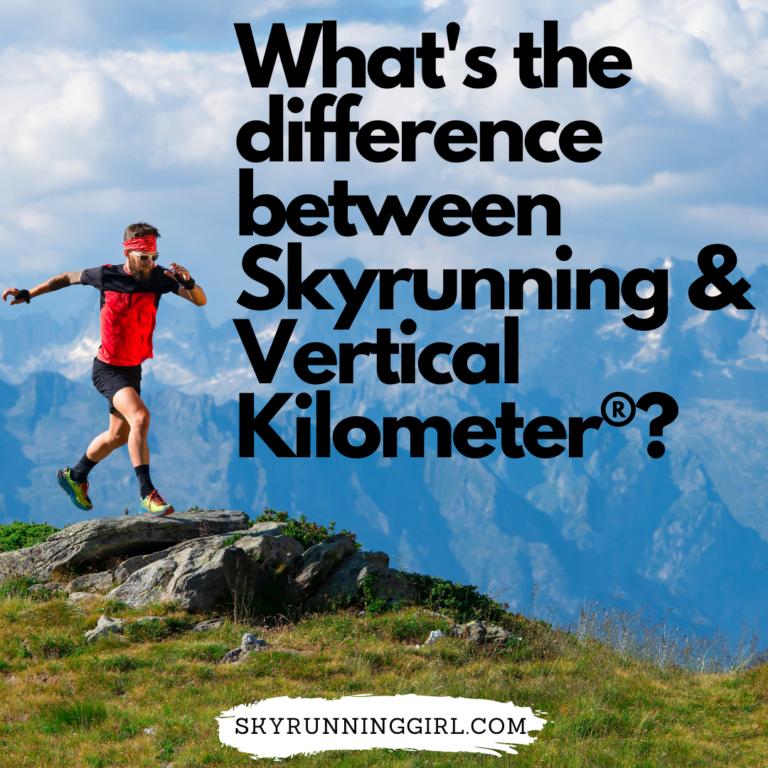 What's the difference between Skyrunning & Vertical Kilometer®? skyrunning girl skyrunner naia tower-pierce ultra running trail runner