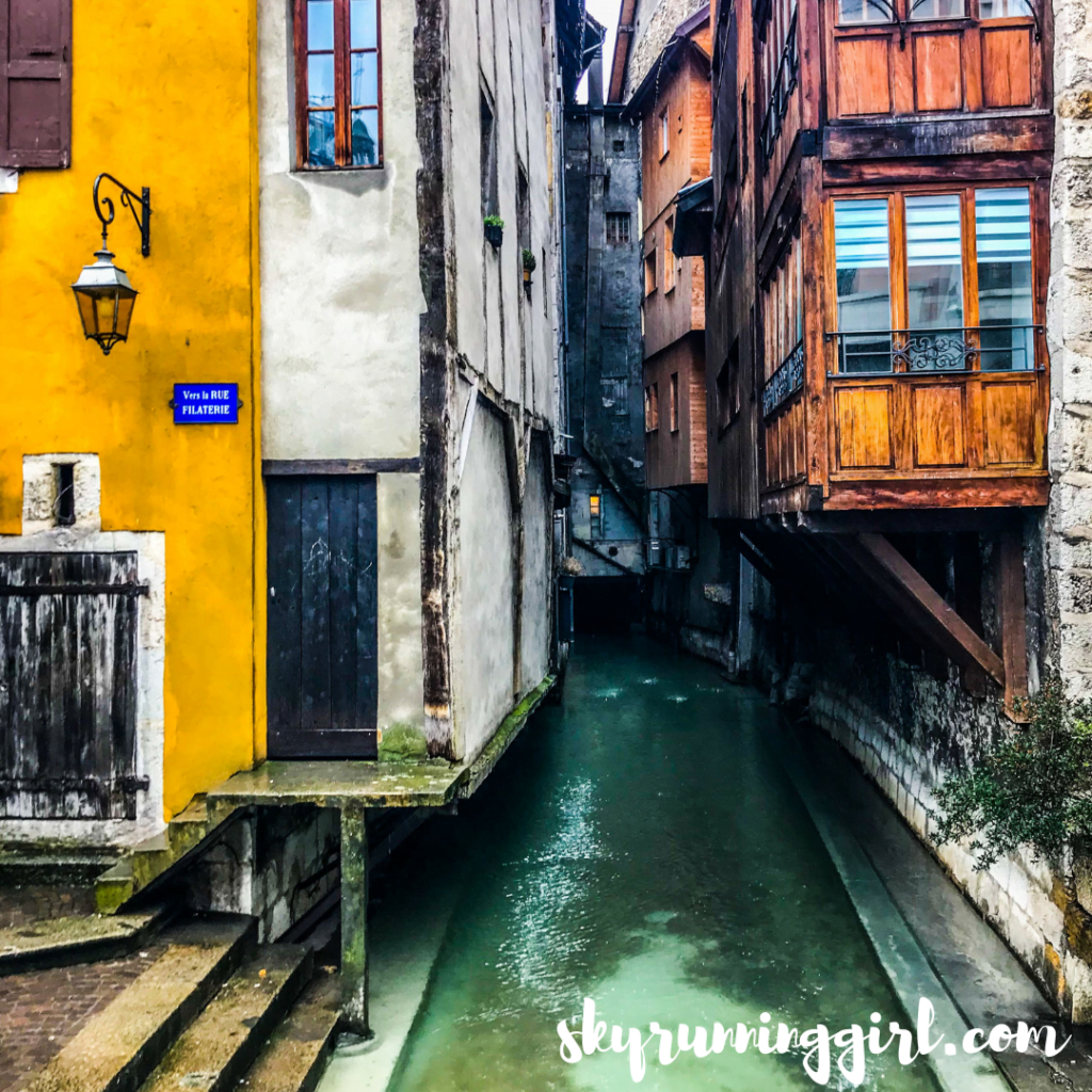 naia tower-pierce - a street in annecy france in the french alpes alps djswagzilla