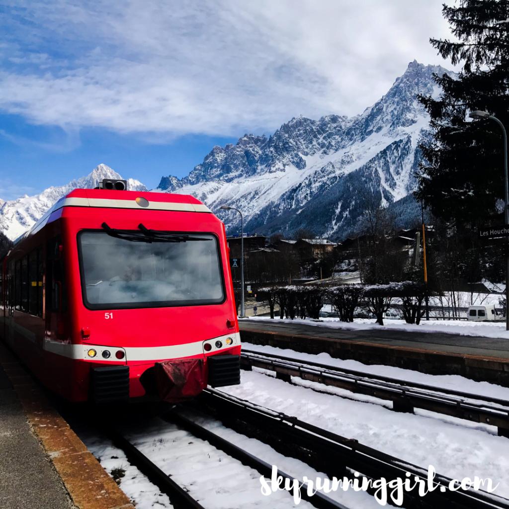naia tower-pierce red train djswagzilla chamonix alpes alps skyrunning girl skyrunner skyracing skyrace